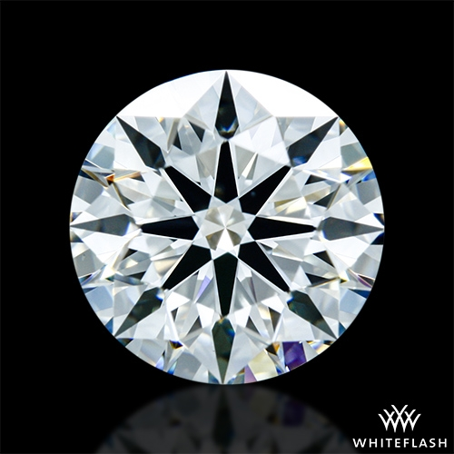 1.398 ct I VS1 A CUT ABOVE® Hearts and Arrows Super Ideal Round Cut Loose Diamond