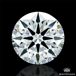 0.923 ct J VS2 A CUT ABOVE® Hearts and Arrows Super Ideal Round Cut Loose Diamond