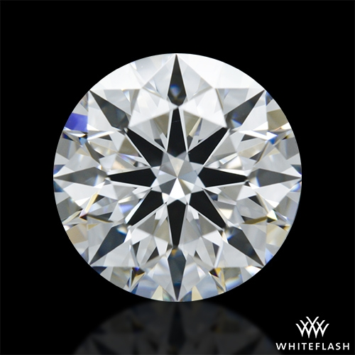 1.43 ct D VS1 A CUT ABOVE® Hearts and Arrows Super Ideal Round Cut Loose Diamond