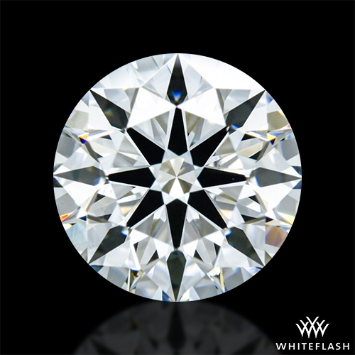 1.80 ct H SI1 A CUT ABOVE® Hearts and Arrows Super Ideal Round Cut Loose Diamond