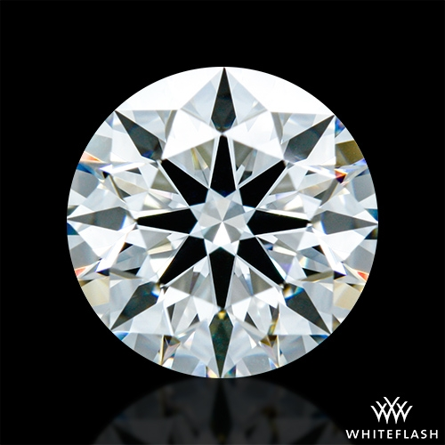 1.271 ct G VS1 A CUT ABOVE® Hearts and Arrows Super Ideal Round Cut Loose Diamond