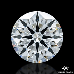 1.096 ct F VVS2 A CUT ABOVE® Hearts and Arrows Super Ideal Round Cut Loose Diamond