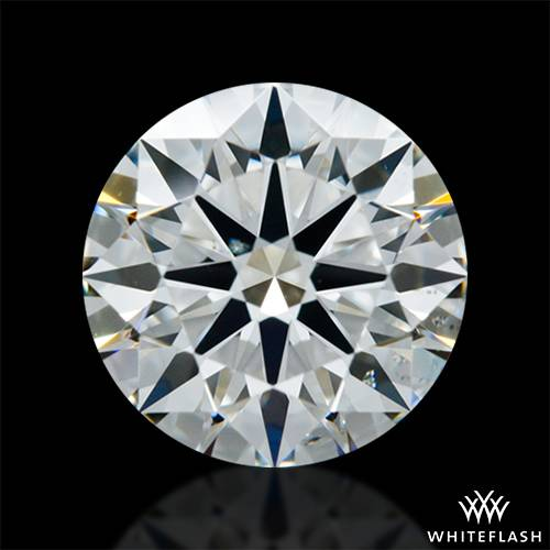 0.97 ct H SI1 Expert Selection Round Cut Loose Diamond