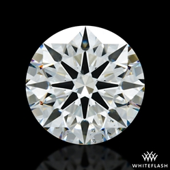 2.132 ct H VS2 A CUT ABOVE® Hearts and Arrows Super Ideal Round Cut Loose Diamond
