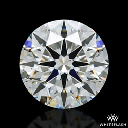 1.347 ct G SI1 A CUT ABOVE® Hearts and Arrows Super Ideal Round Cut Loose Diamond