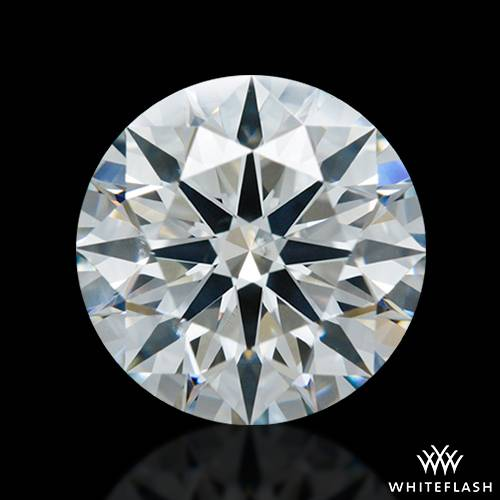 2.231 ct I SI1 A CUT ABOVE® Hearts and Arrows Super Ideal Round Cut Loose Diamond