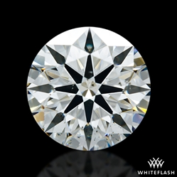 2.395 ct H SI1 A CUT ABOVE® Hearts and Arrows Super Ideal Round Cut Loose Diamond