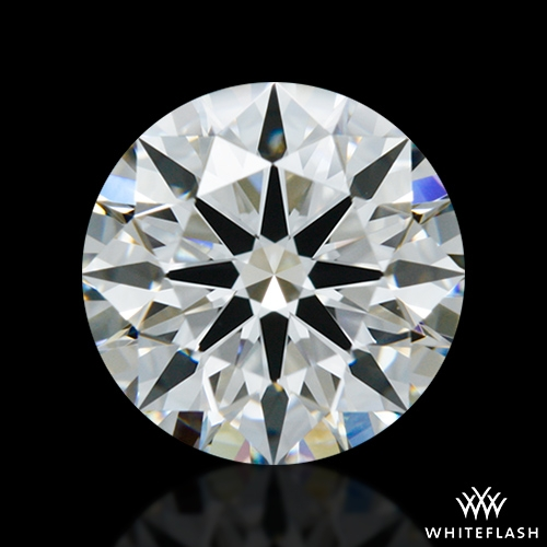 1.183 ct G VVS1 A CUT ABOVE® Hearts and Arrows Super Ideal Round Cut Loose Diamond