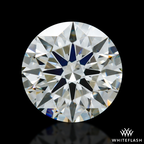 0.64 ct H VS2 Expert Selection Round Cut Loose Diamond