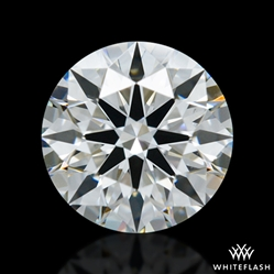 0.777 ct H VS2 A CUT ABOVE® Hearts and Arrows Super Ideal Round Cut Loose Diamond