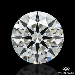 1.61 ct G VS2 A CUT ABOVE® Hearts and Arrows Super Ideal Round Cut Loose Diamond
