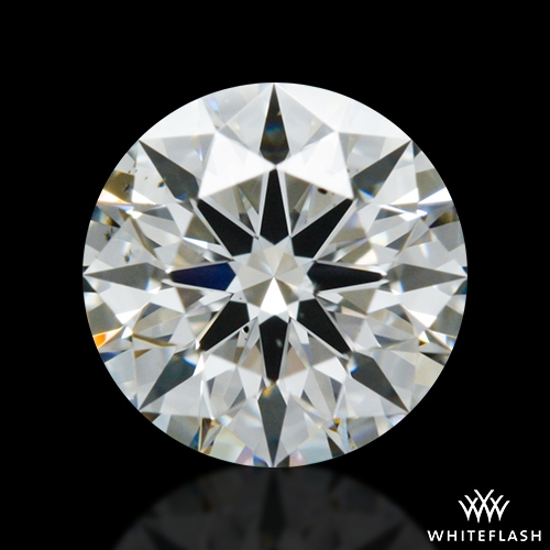 0.537 ct H VS2 Expert Selection Round Cut Loose Diamond
