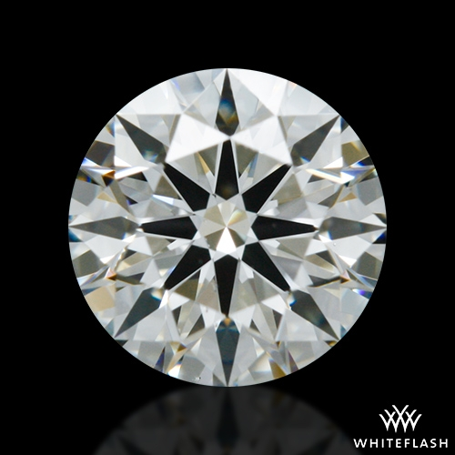 0.572 ct I VS2 A CUT ABOVE® Hearts and Arrows Super Ideal Round Cut Loose Diamond