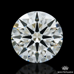 1.05 ct I VS1 A CUT ABOVE® Hearts and Arrows Super Ideal Round Cut Loose Diamond