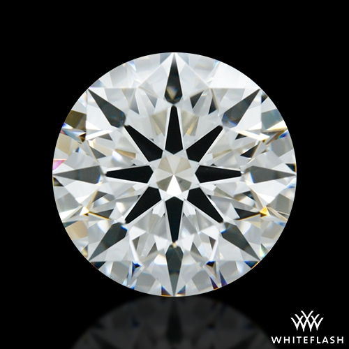 2.28 ct H VS2 A CUT ABOVE® Hearts and Arrows Super Ideal Round Cut Loose Diamond