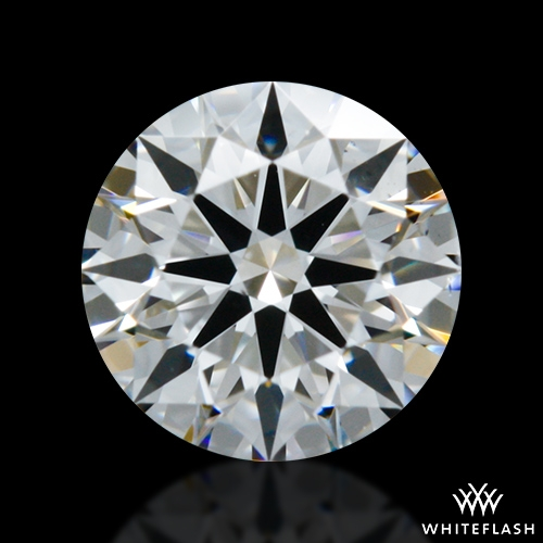 0.52 ct D VS2 A CUT ABOVE® Hearts and Arrows Super Ideal Round Cut Loose Diamond