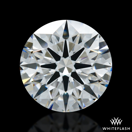 1.177 ct D VVS1 A CUT ABOVE® Hearts and Arrows Super Ideal Round Cut Loose Diamond