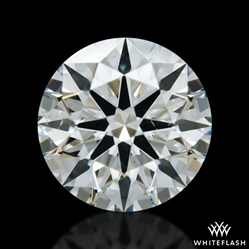 1.02 ct H SI1 A CUT ABOVE® Hearts and Arrows Super Ideal Round Cut Loose Diamond