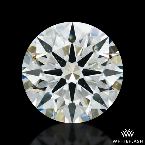 1.66 ct I VS2 A CUT ABOVE® Hearts and Arrows Super Ideal Round Cut Loose Diamond