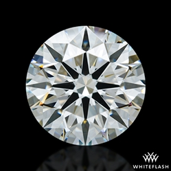 3.024 ct I VS2 A CUT ABOVE® Hearts and Arrows Super Ideal Round Cut Loose Diamond