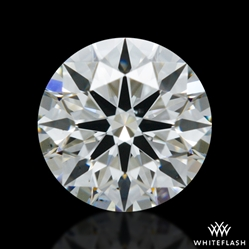 0.503 ct G VS2 A CUT ABOVE® Hearts and Arrows Super Ideal Round Cut Loose Diamond