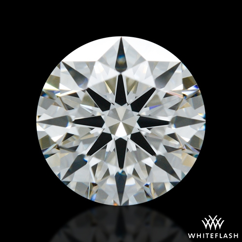 0.83 ct G VS1 A CUT ABOVE® Hearts and Arrows Super Ideal Round Cut Loose Diamond