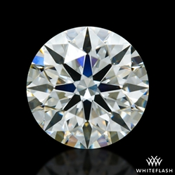 0.568 ct H VS2 A CUT ABOVE® Hearts and Arrows Super Ideal Round Cut Loose Diamond