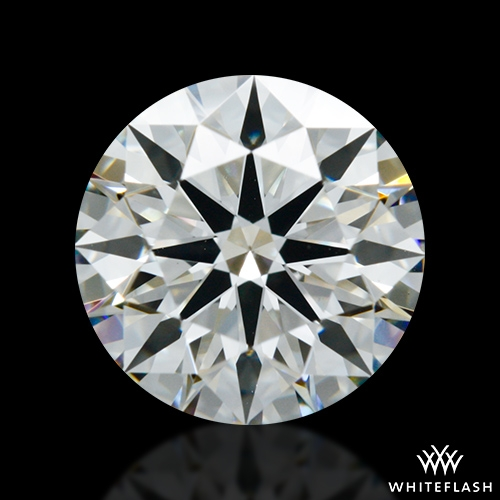 1.224 ct J VS2 A CUT ABOVE® Hearts and Arrows Super Ideal Round Cut Loose Diamond