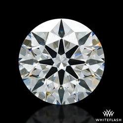 0.73 ct G VS2 A CUT ABOVE® Hearts and Arrows Super Ideal Round Cut Loose Diamond