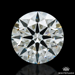 0.735 ct H VS1 A CUT ABOVE® Hearts and Arrows Super Ideal Round Cut Loose Diamond