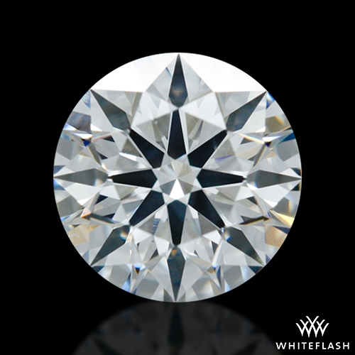 0.821 ct F SI1 Premium Select Round Cut Loose Diamond