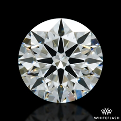 0.302 ct G VS2 A CUT ABOVE® Hearts and Arrows Super Ideal Round Cut Loose Diamond