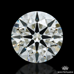 0.408 ct I VS1 A CUT ABOVE® Hearts and Arrows Super Ideal Round Cut Loose Diamond