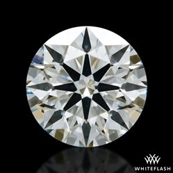 0.414 ct I VS2 A CUT ABOVE® Hearts and Arrows Super Ideal Round Cut Loose Diamond
