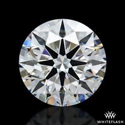 1.30 ct F VS1 A CUT ABOVE® Hearts and Arrows Super Ideal Round Cut Loose Diamond