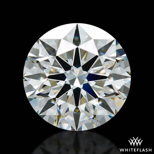 1.166 ct J VS2 A CUT ABOVE® Hearts and Arrows Super Ideal Round Cut Loose Diamond