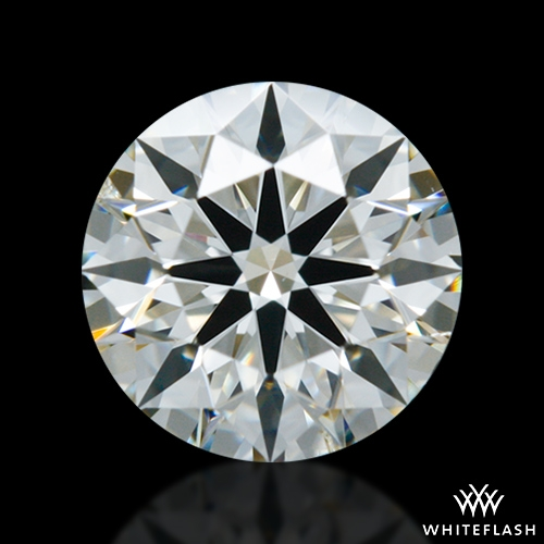 0.693 ct K SI1 Premium Select Round Cut Loose Diamond
