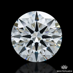0.743 ct F VS2 A CUT ABOVE® Hearts and Arrows Super Ideal Round Cut Loose Diamond