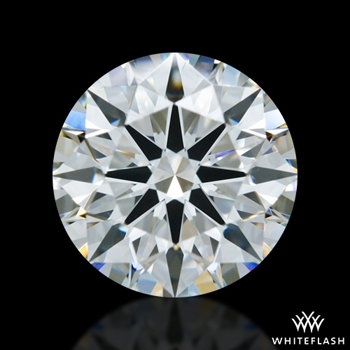 1.678 ct H VS2 A CUT ABOVE® Hearts and Arrows Super Ideal Round Cut Loose Diamond