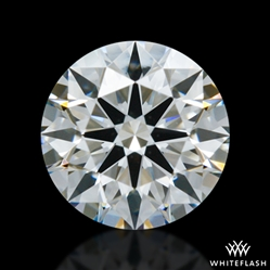 0.544 ct H VS2 A CUT ABOVE® Hearts and Arrows Super Ideal Round Cut Loose Diamond