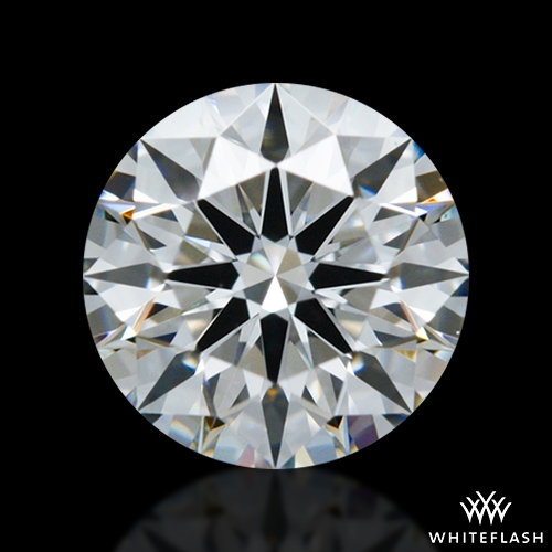 0.62 ct G VS1 A CUT ABOVE® Hearts and Arrows Super Ideal Round Cut Loose Diamond