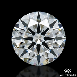 0.613 ct F VS1 A CUT ABOVE® Hearts and Arrows Super Ideal Round Cut Loose Diamond