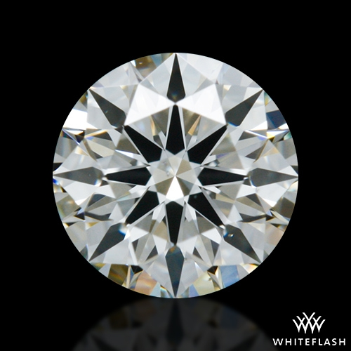 0.511 ct K VS2 A CUT ABOVE® Hearts and Arrows Super Ideal Round Cut Loose Diamond