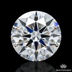 0.805 ct E VS2 A CUT ABOVE® Hearts and Arrows Super Ideal Round Cut Loose Diamond