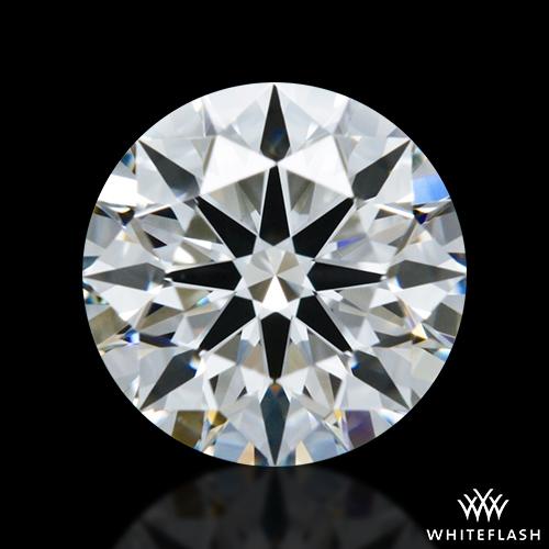 0.805 ct E VS1 A CUT ABOVE® Hearts and Arrows Super Ideal Round Cut Loose Diamond