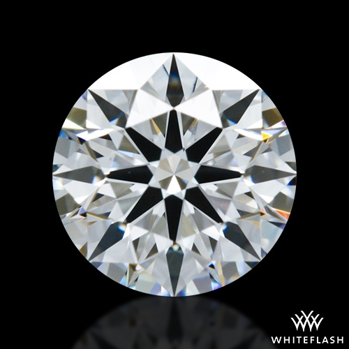 0.74 ct D VS1 A CUT ABOVE® Hearts and Arrows Super Ideal Round Cut Loose Diamond