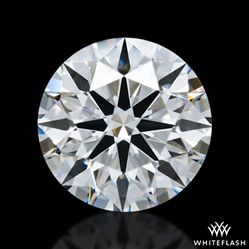 0.755 ct D VS1 A CUT ABOVE® Hearts and Arrows Super Ideal Round Cut Loose Diamond