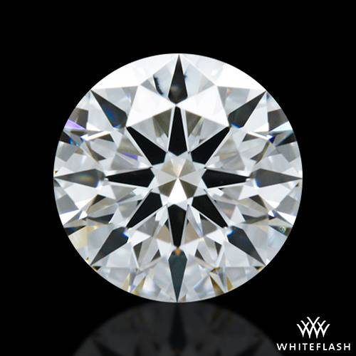 0.76 ct D VS1 A CUT ABOVE® Hearts and Arrows Super Ideal Round Cut Loose Diamond