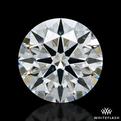 1.105 ct G SI1 A CUT ABOVE® Hearts and Arrows Super Ideal Round Cut Loose Diamond