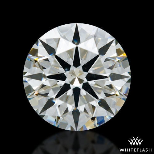 1.028 ct I SI1 A CUT ABOVE® Hearts and Arrows Super Ideal Round Cut Loose Diamond
